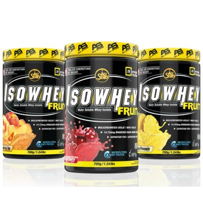 All Stars IsoWhey Fruit 700g