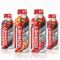 All Stars IsoWhey Pure | 500ml Blutorange