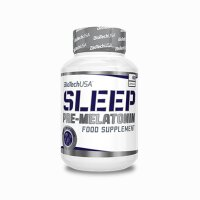 BiotechUSA Sleep Pre-Melatonin 60 Caps