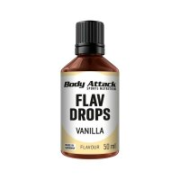 Body Attack Flav Drops 50ml