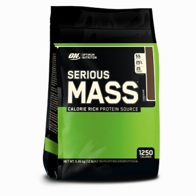 Optimum Nutrition Serious Mass 5,45Kg