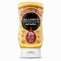 Callowfit Sauce 300ml Honey Mustard Style