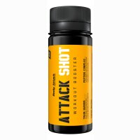 Body Attack Attack Shot 60ml Grapefruit