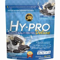 All Stars Hy-Pro Deluxe Cookies and Cream 500g Beutel