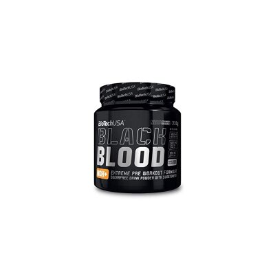 BiotechUSA Black Blood NOX+ Blood Orange 330g