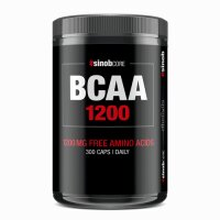 #Sinob Blackline 2.0 BCAA 1200mg Caps