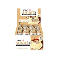 PhD Smart Bar 64g White Choc Blondie