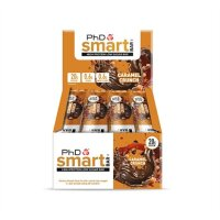 PhD Smart Bar 64g Caramel Crunch