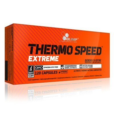 Olimp Thermo Speed Extreme | 120 Caps