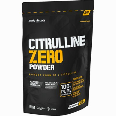 Body Attack Citrulline Zero Powder 500g