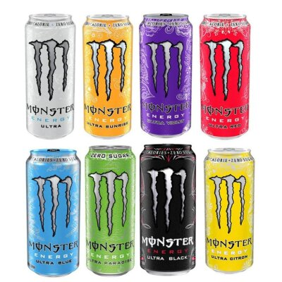 Monster Energy Ultra 0,5L
