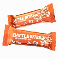 Battle Bites High Protein Bar Frosted Carrot Cake