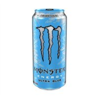 Monster Energy Ultra 0,5L Ultra Blue