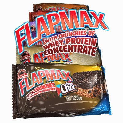 Max Protein Flapmax 120g