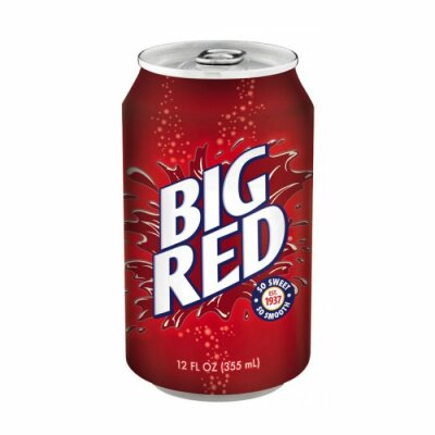 Big Red - USA Import 355ml